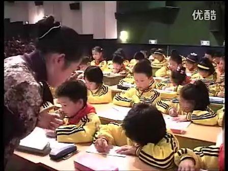 小学四年级数学优质课视频《鸡兔同笼问题》_张老师
