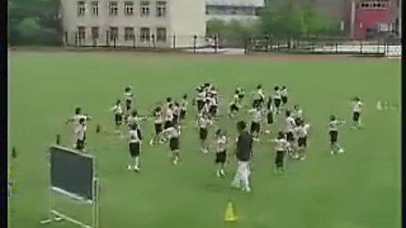 小学二年级体育优质课视频《30米快速跑》_徐斌_小学体育优质课视频