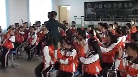 小学三年级音乐优质示范课 放牛山歌 李素华