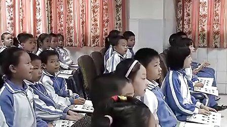 小学四年级音乐优质课视频展示《草原就是我的家》花城版_夏老师