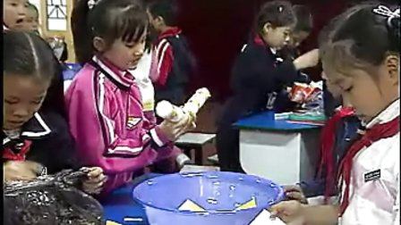 小学二年级美术优质课观摩视频下册《节节虫》虞老师