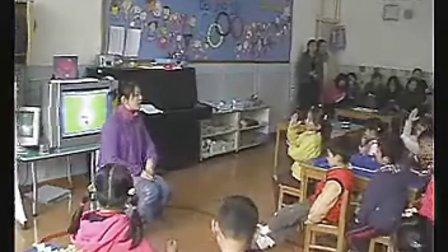 幼儿园大班科学优质课视频展示《体验一分钟》_洪老师