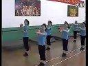 《肩肘倒立接经单肩后滚翻成跪撑平衡》b面 -(高中)体育优质课