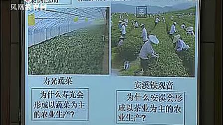 第二届地理特级教师论坛:王公月《农业区位》