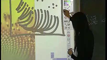 亲历抽象世界 初三美术优质课视频