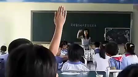 马铃薯在水中是沉还是浮 教科版(1)_小学三年级科学优秀课实录视频视频