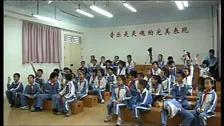 顽皮小杜鹃 小学音乐三年级优质课视频