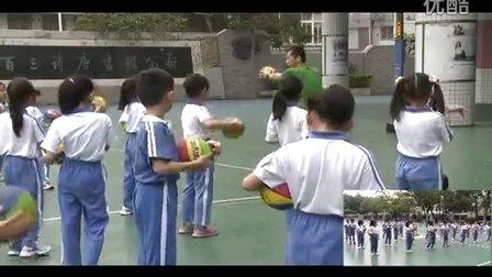 小学二年级体育