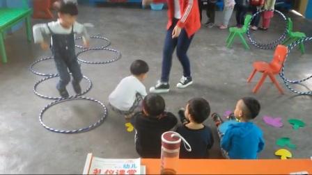 《室内游戏-采蘑菇》幼儿园小班,皇海波
